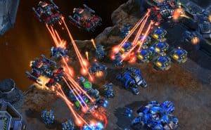 StarCraft II Screenshot